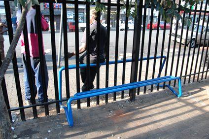 De-Fencing/ Fence Furniture